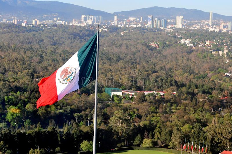 Giant Mexican National Flag Flay Above Mexico City Mexico City Feb 24 2010 Gi Ad Mexico Flay Mexico C Mexico City Image Photography National Flag