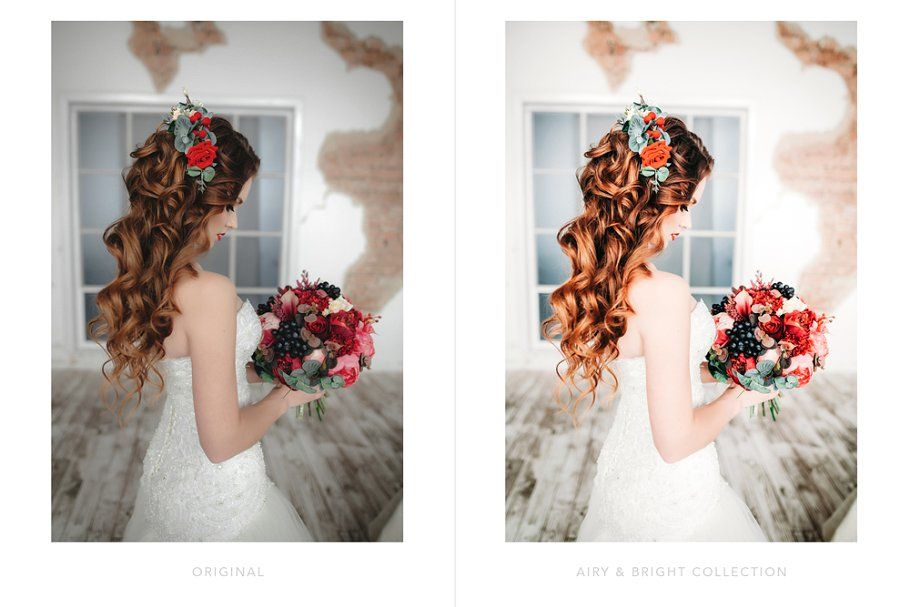 Bright and Airy Lightroom presets