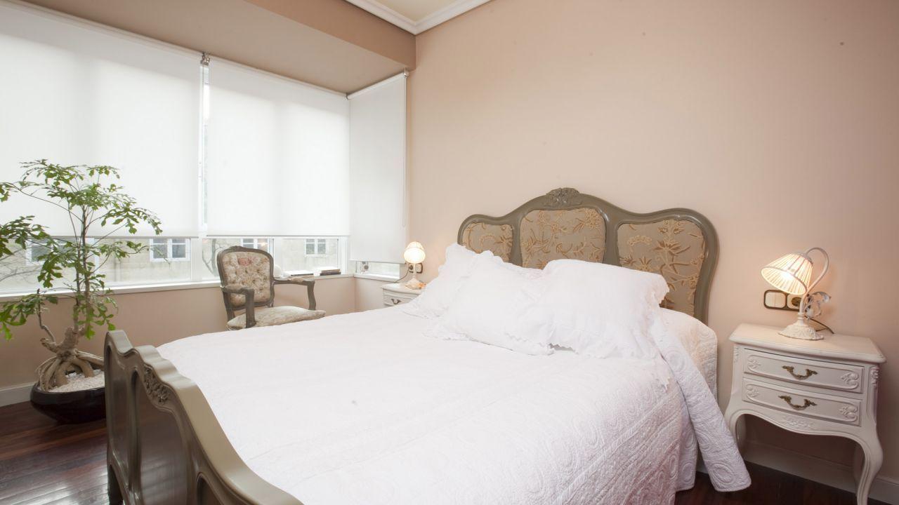 Dormitorio con muebles antiguos | Decogarden. Programa tv ...