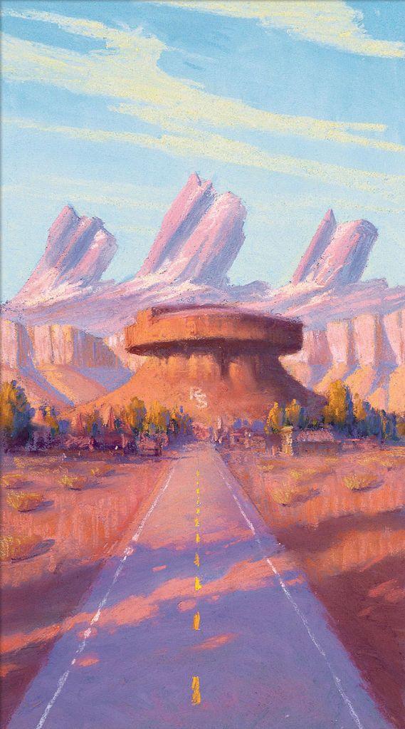 An Exclusive Sneak Peek at Disney Pixar's Gallery Nucleus Exhibition