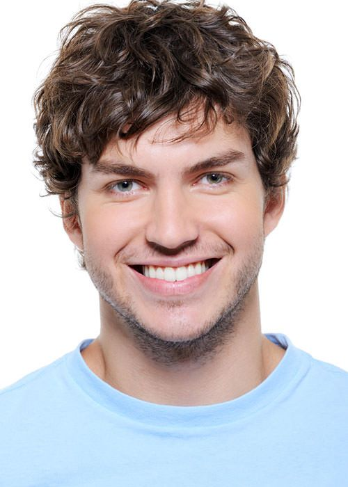 Pleasing 1000 Images About Cuts For Jasper On Pinterest Men Curly Short Hairstyles Gunalazisus