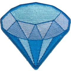 Patch Effect Diamond Emoji Emoji Patch Emoji