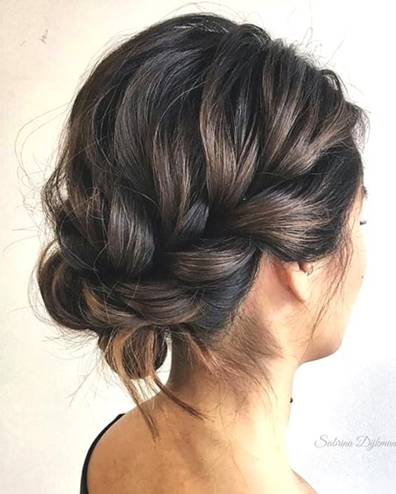 Wedding Hairstyle Trends 2019: 72 Romantic Wedding Hairstyle Trends In 2019