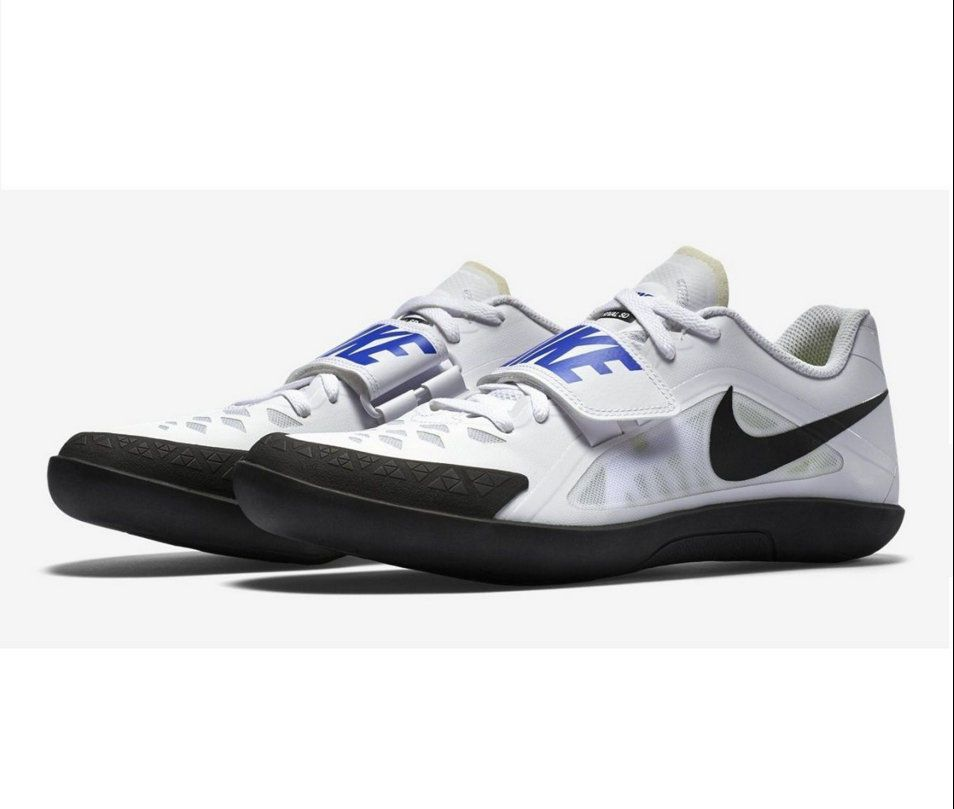 New Men's Nike Zoom Rival SD 2 Shot Put Discus Track Shoes 685134-100 Size