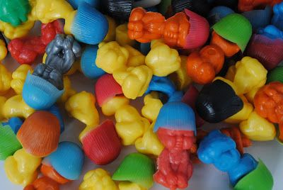 Ana Caldatto : Altered Art - mini dolls box