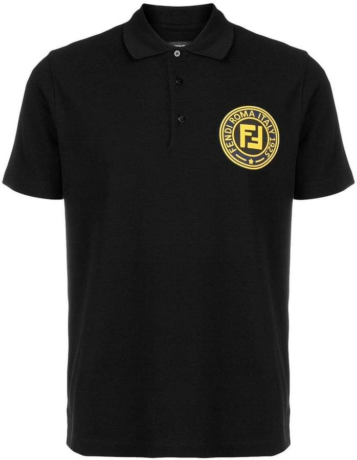 c906c224f Fendi printed FF logo polo shirt | FL@V♻R$™{pt}2 in 2019 | Polo ...