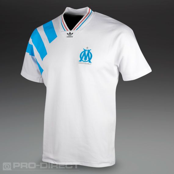 adidas maillot om collector
