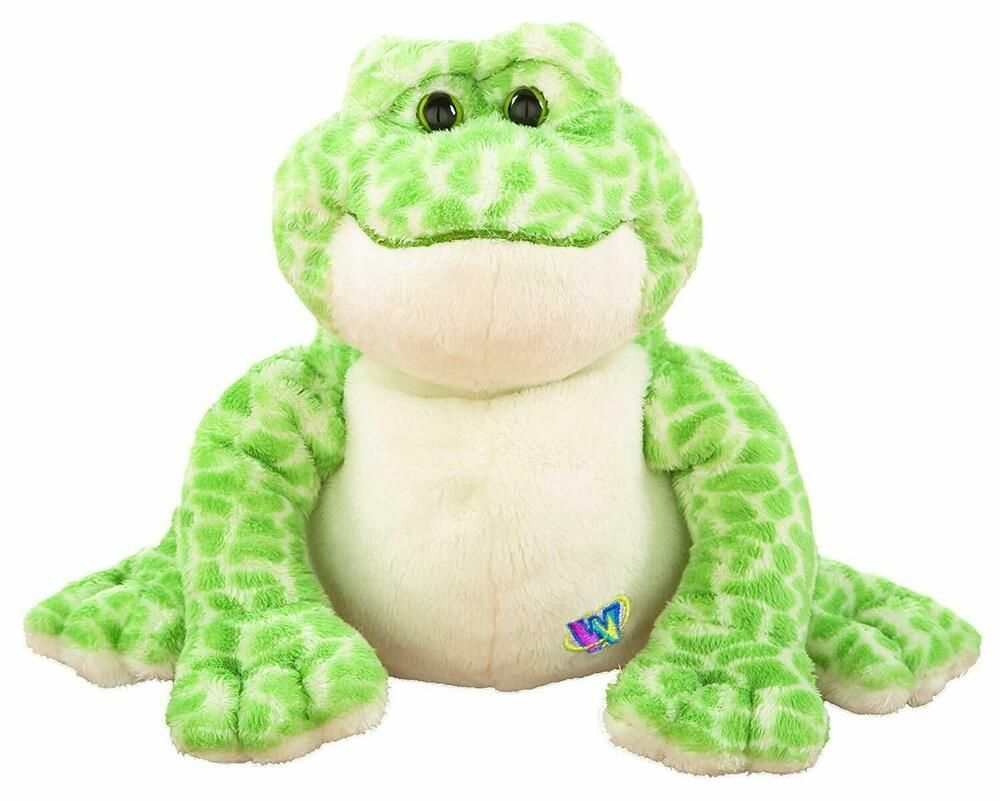 Webkinz Plush Stuffed Animal Spotted Frog HM142 Tag with