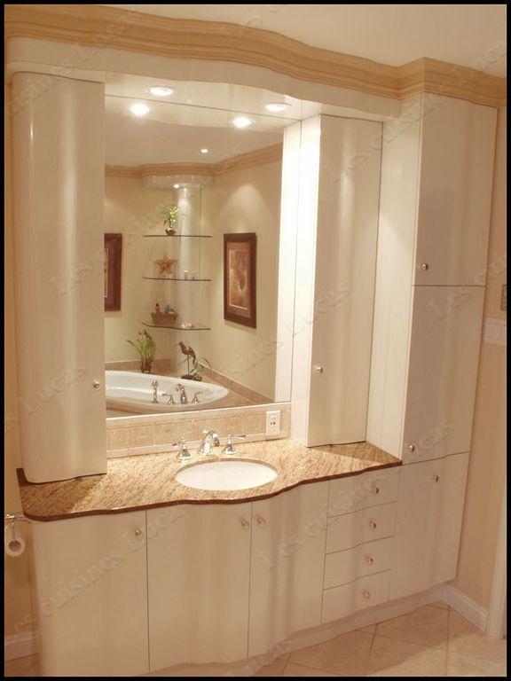 Tete de vanit salle bain recherche google salle de bain bathroom home decor et furniture - Salle de bain tropicale ...