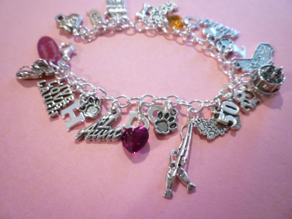 A woman had us create this Priority Bracelet for her best friend\'s ...
