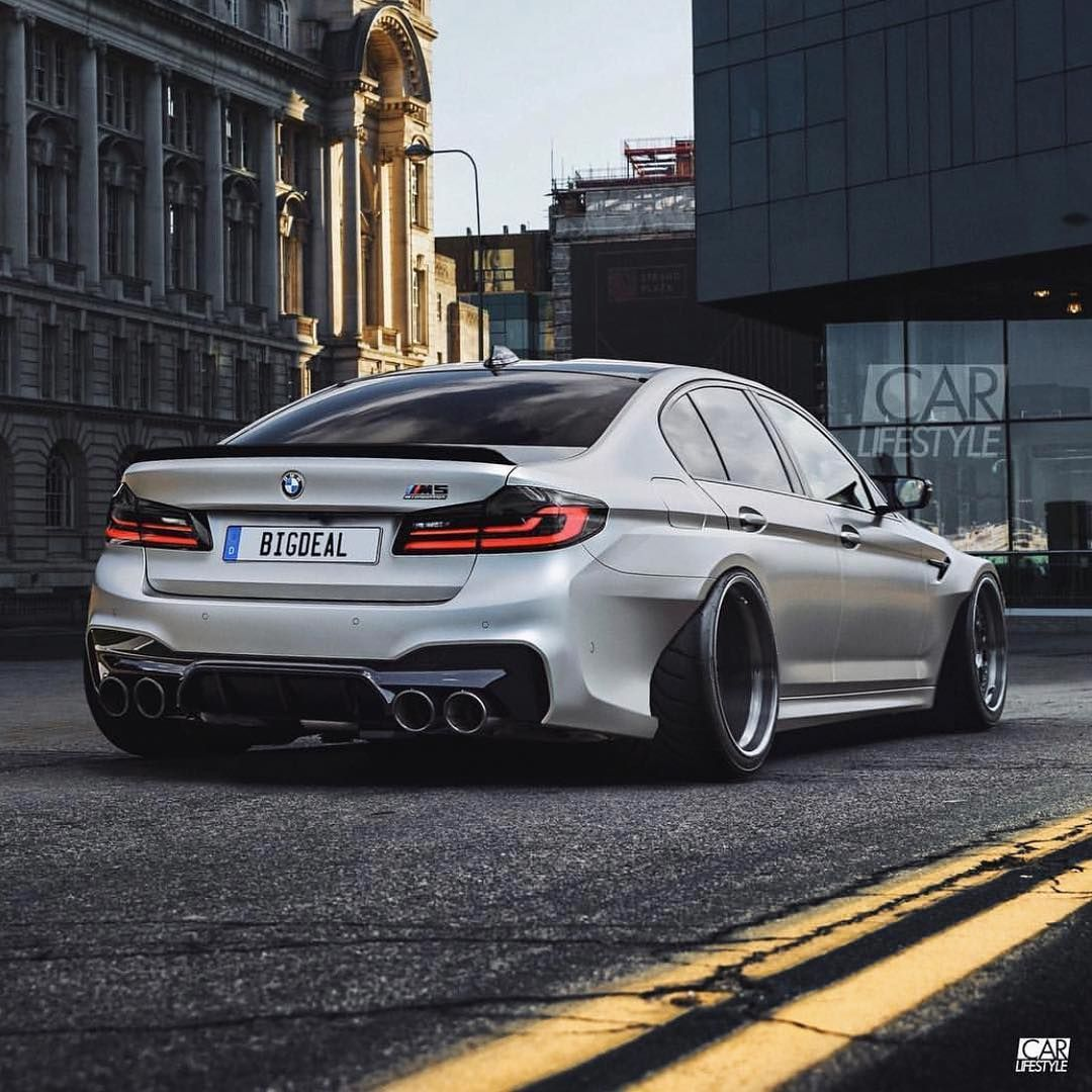 Wide Body M5 Competition Package Yes Or No Carlifestyle Speedsuspects Bmw Bmw M5 Bmw M3