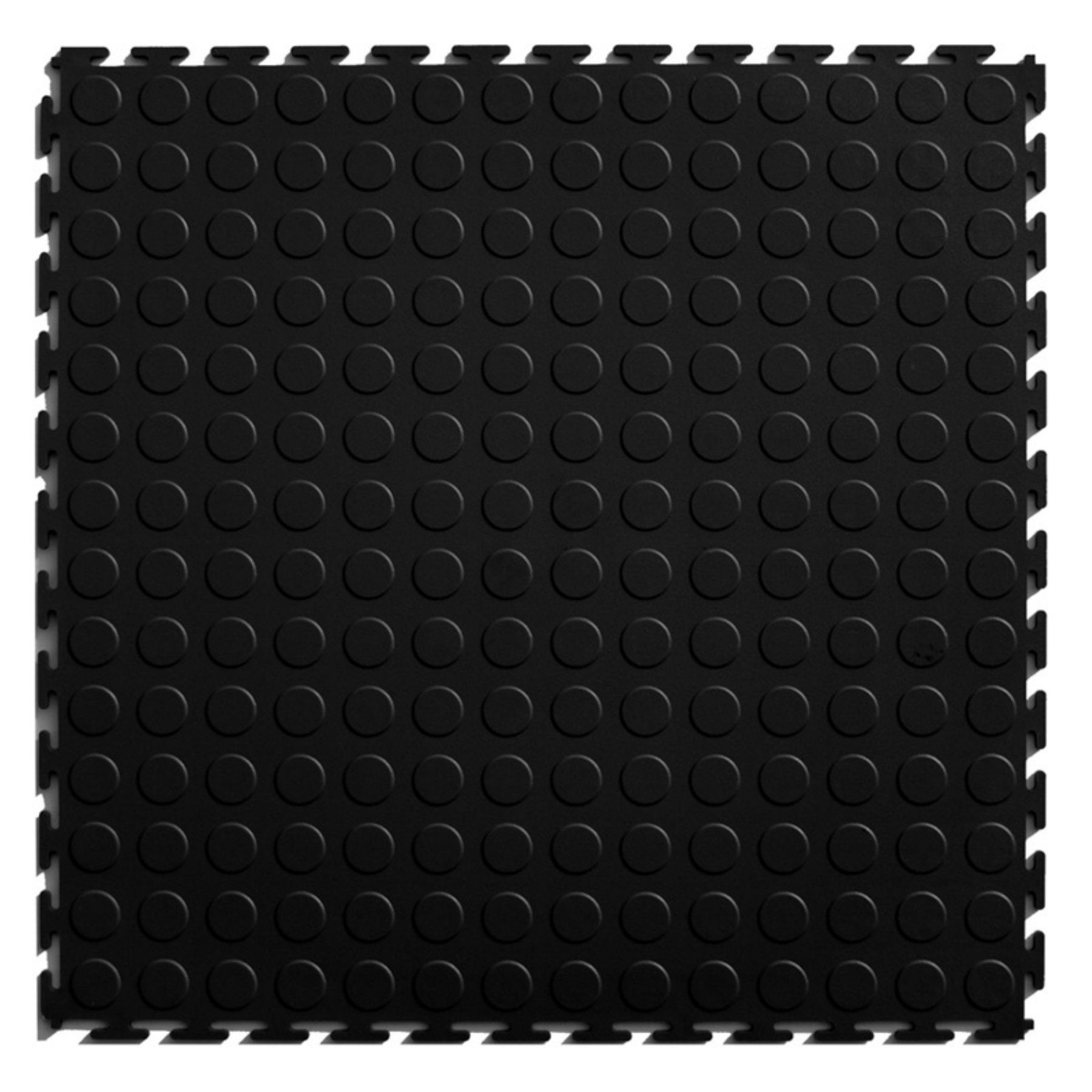 Perfection Floor Tile Studded Pvc Interlocking Tiles 8 Pk