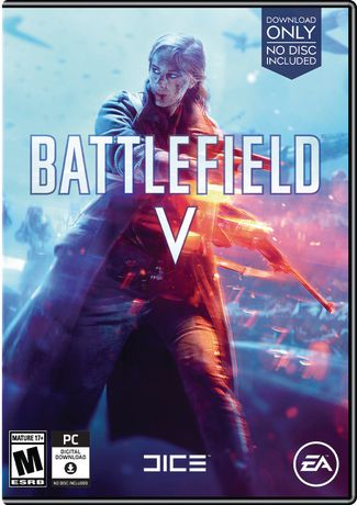 Electronic Arts Battlefield V Ciab En Pcwin Battlefield 5