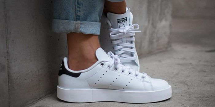 adidas donna bianche sneakers