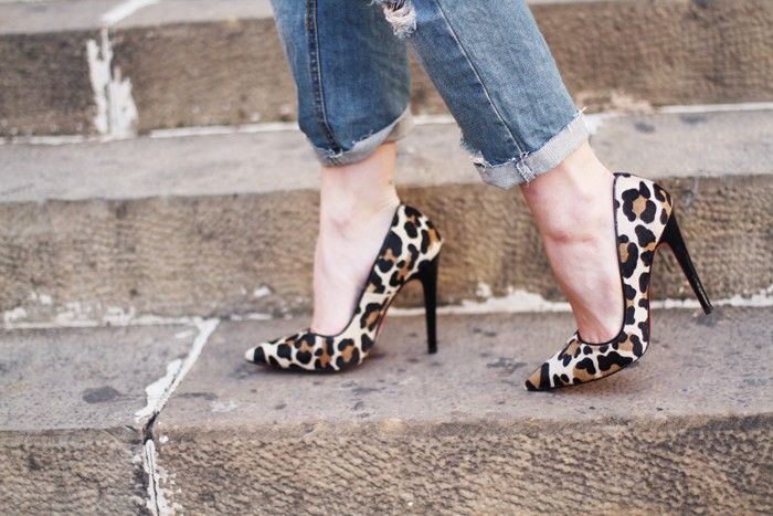 Dulceida: TOUCH OF LEOPARD