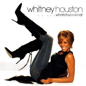 Whitney Houston – Whatchulookinat (single cover art)