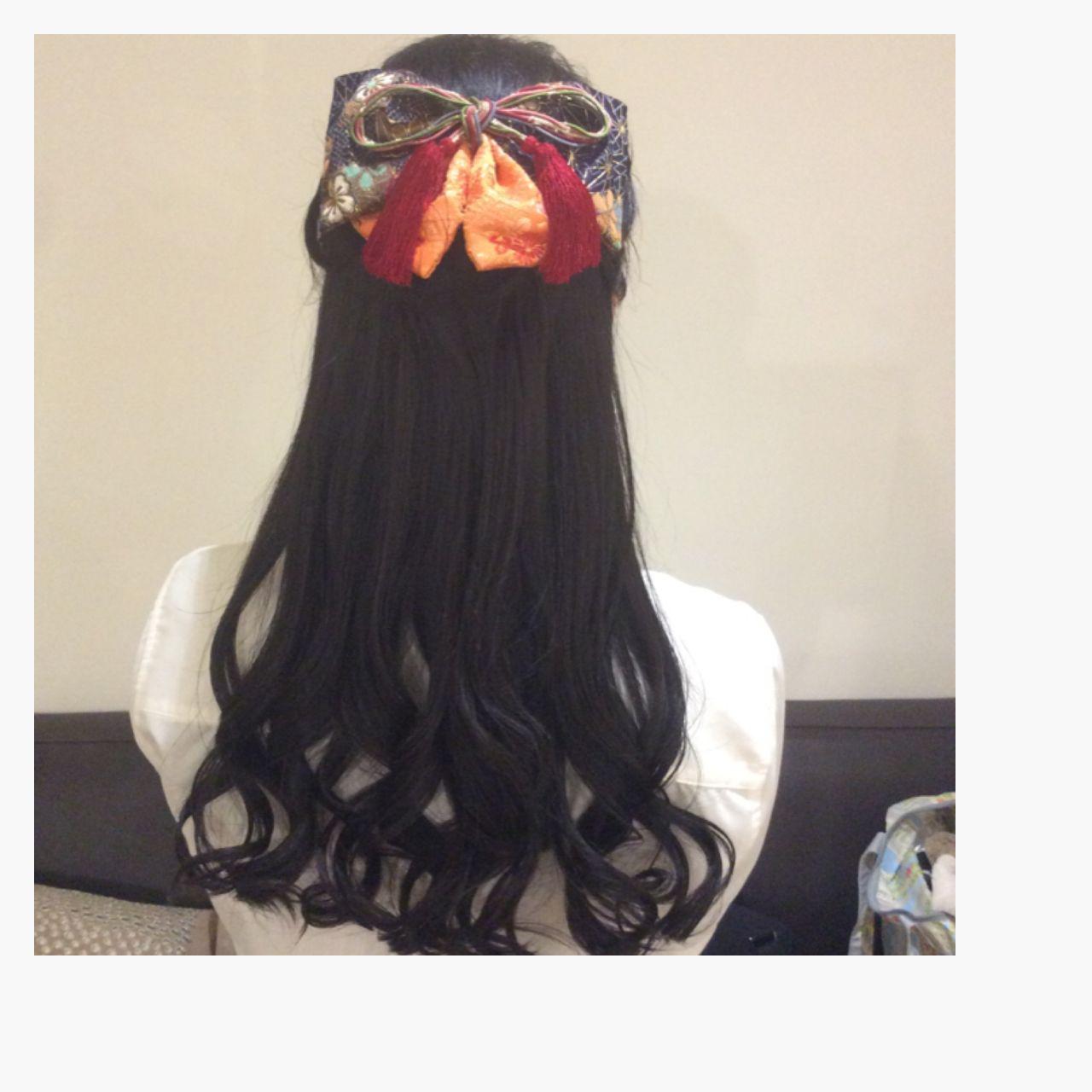 袴髪型 はいからさんが通る Hairstyle Kimono ヘアセット アレンジヘア お呼ばれヘア お出かけヘア アップスタイル 着物髪型 The Dimple Bee Designs Hairstyle And Accessories 卒業式 髪型 袴 髪型 アップスタイル 着物