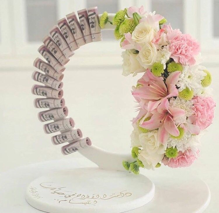 Pin By Bayanabdullah On هدايا Eid Decoration Creative Money Gifts Eid Gifts