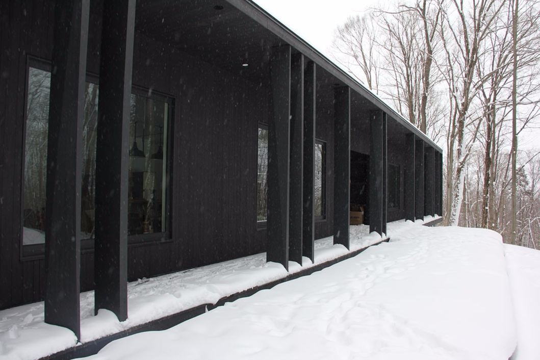 Chalet Forestier - Canada