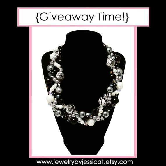 It's GIVEAWAY TIME! Head on over to the J by JT Facebook Page for your chance to win this amazing jewelry set!   https://www.facebook.com/jewelrybyjessicatheresa GIVEAWAY TIME Facebook Page Free Sparkle by JewelryByJessicaT, $1.00