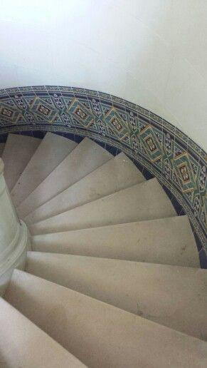 Spiral Staircase Mausoleum At Westview