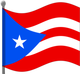 Puerto Rico Flag Waving Flags Countries P Puerto Rico Flag Country Flag Puerto Rico Art