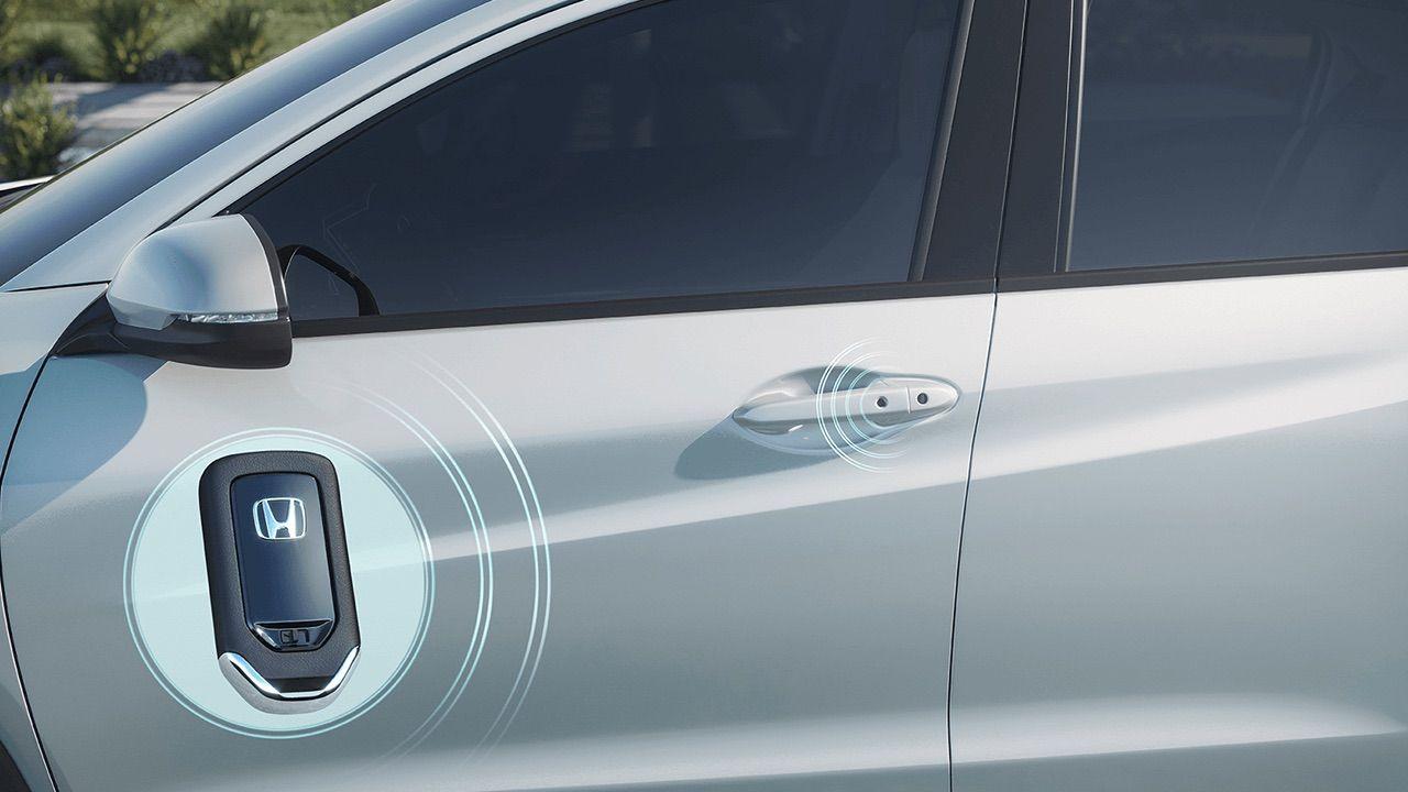 HRV 2020 Honda Automóveis Touring, Sistemas
