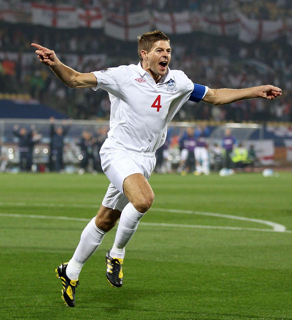 Service No Longer Available England Football Team England Players Steven Gerrard
