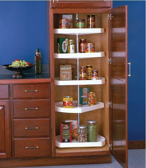 corner pantry cabinet lazy susan corner pantry cabinet corner pantry cabin kitchens on kitchen organization lazy susan cabinet id=78486