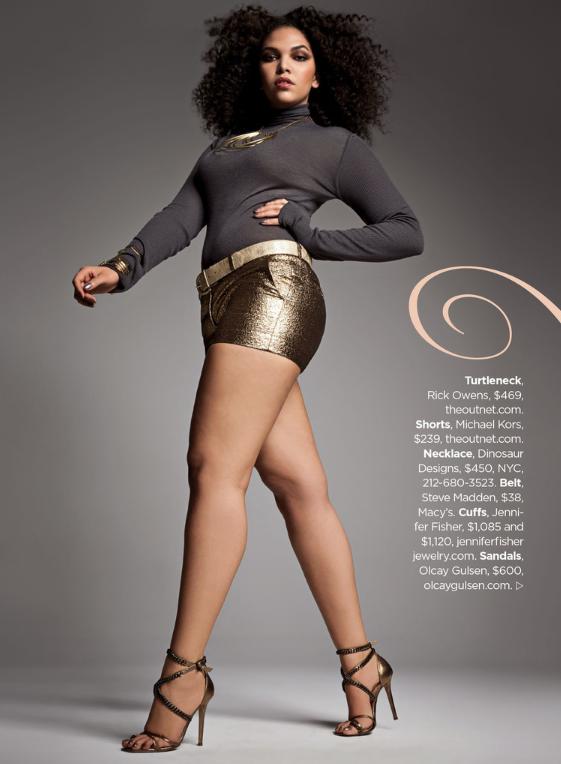5fa03bde9c37 Curvy is the new black. | Las curvas son lo de hoy | Curves, Plus ...