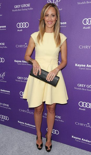 Actress Kim Raver attends the 12th Annual Chrysalis Butterfly Ball on June 8, 2013 in Los Angeles, California.
