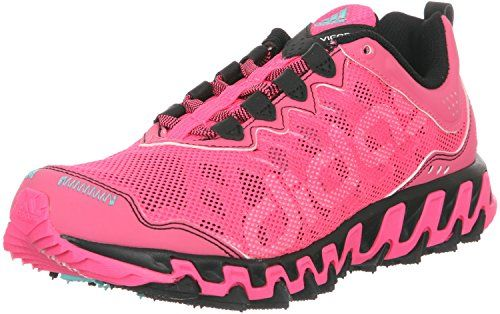 huge selection of 97560 02b49 adidas Running Womens Vigor 4 TR Solar PinkBold PinkTribe Berry 6 B