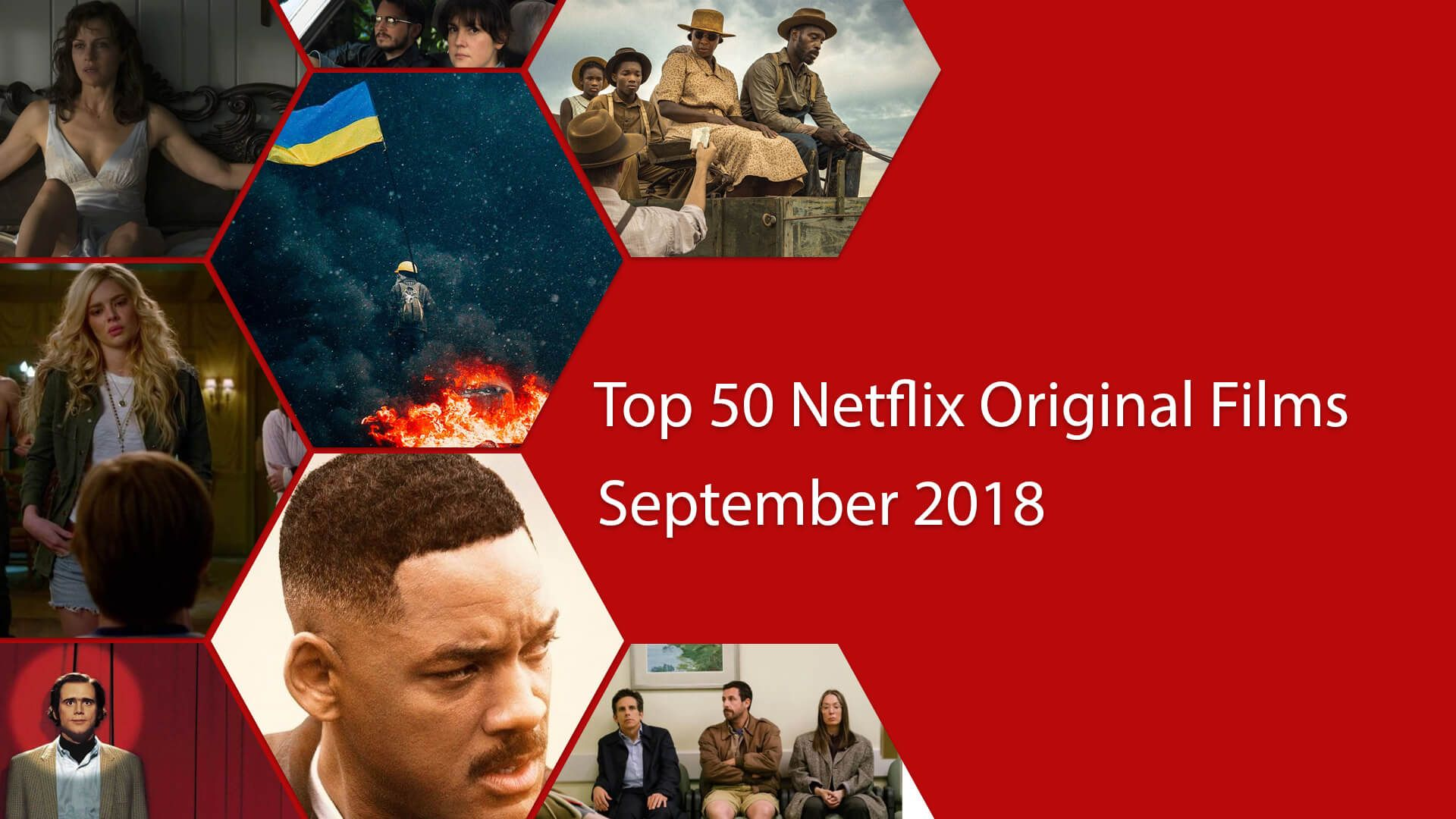 New This Week on Netflix (September 14th, 2018) What's