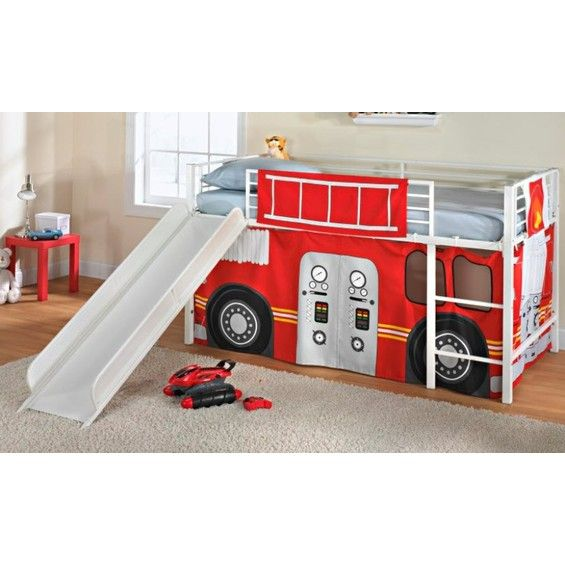 Fire Truck Bed Super Cute For Little Boy Future Home