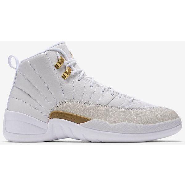 Air Jordan 12 Retro OVO Men's Shoe. Nike.com CA ($125) ❤ liked on ...