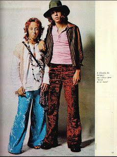 Moda hippie anos 70 moda masculina anos 70 - Moda hippie anos 70 ...
