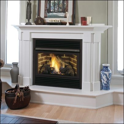 Vent Free Fireplace For The Livingroom Or Do I Dare Say