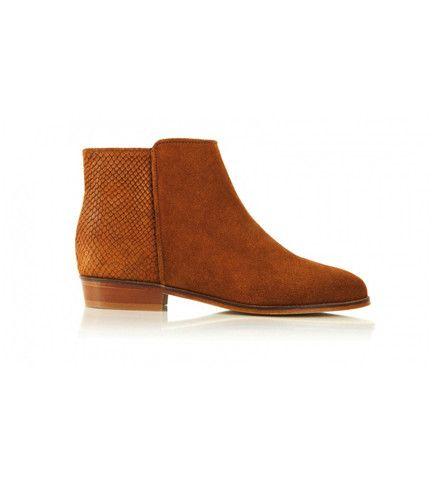 Boots La Sauvageonne Fauve – Sept Cinq