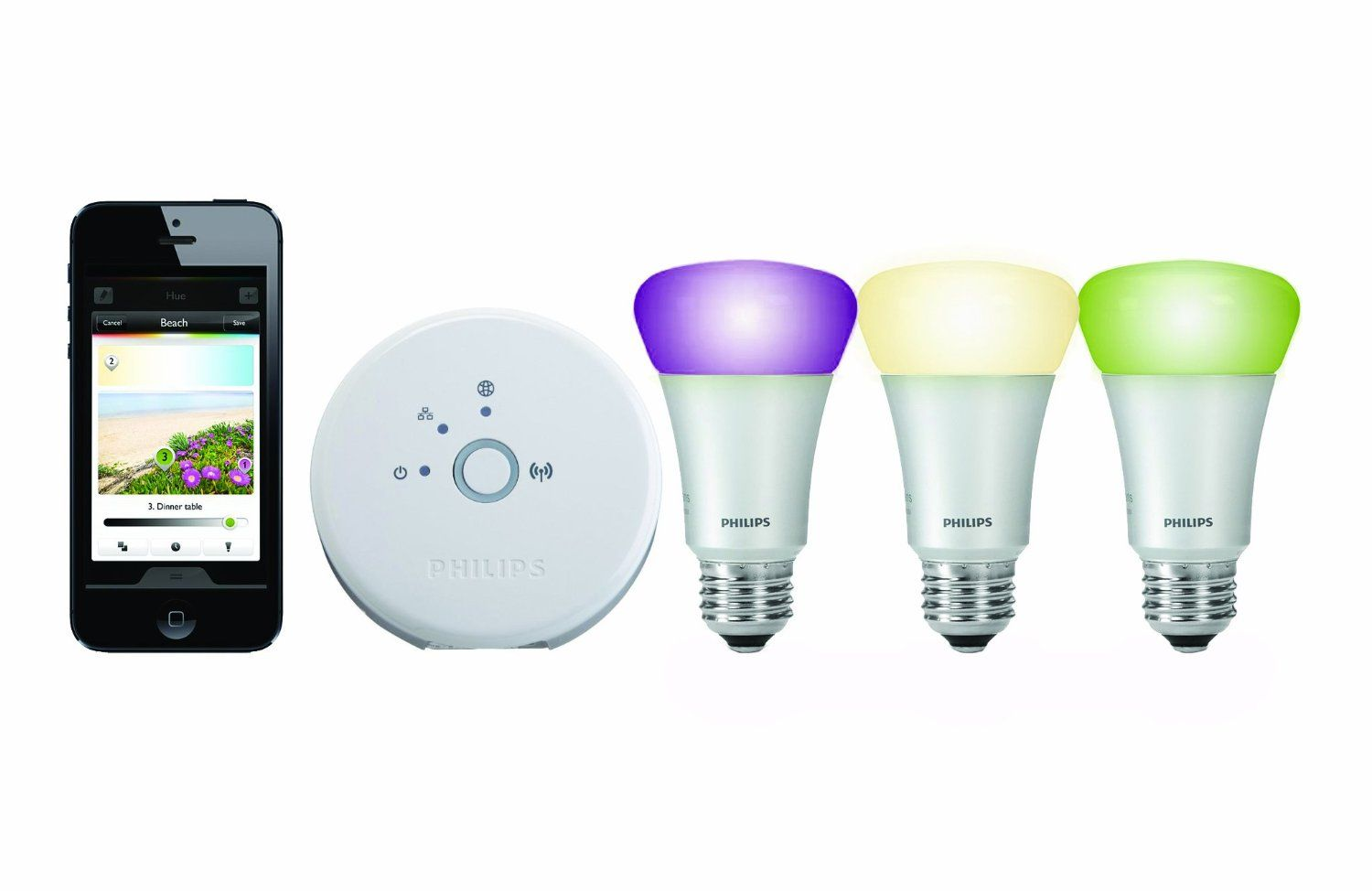 Philips Lampen Armaturen : Philips hue led personal wireless lighting w a e