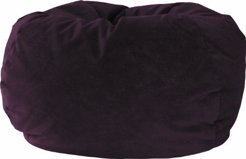 Terrific Fashion Xl Faux Suede Teardrop Bean Bag Chair The Extra Andrewgaddart Wooden Chair Designs For Living Room Andrewgaddartcom