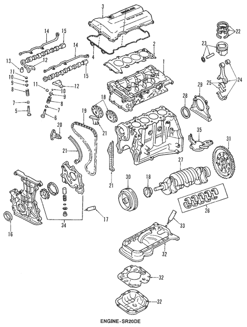 Pin by jayandra Singh on car   Diagram, Old models, Nissan ...