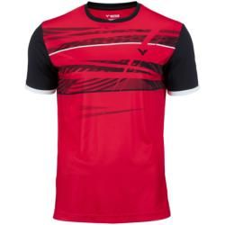 Photo of Victor T-Shirt Function Unisex Rot 6069Badmintonschlager.de