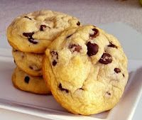Big (and Best!) Chocolate Chip Cookies.