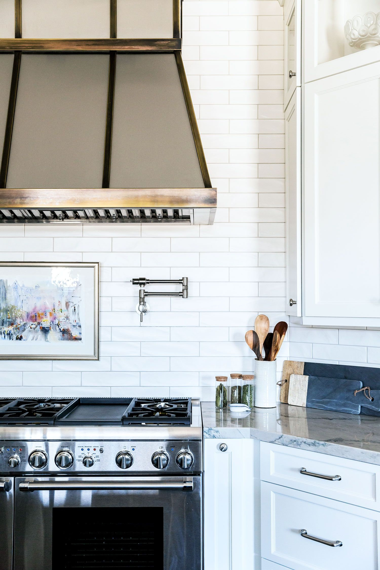 A Jaw-Dropping Before and After Kitchen by Alice Lane Home | Rue ...