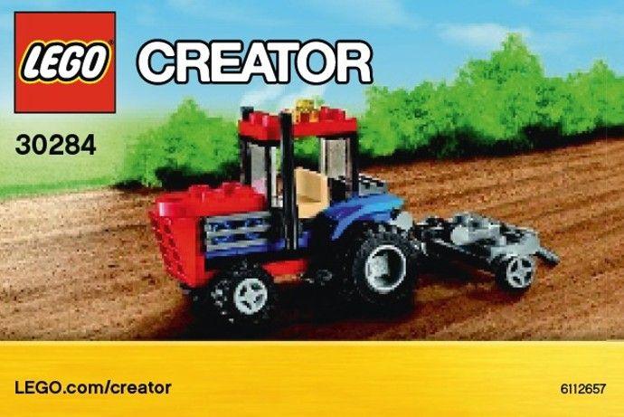30284-1: Tractor | Brickset: LEGO set guide and database