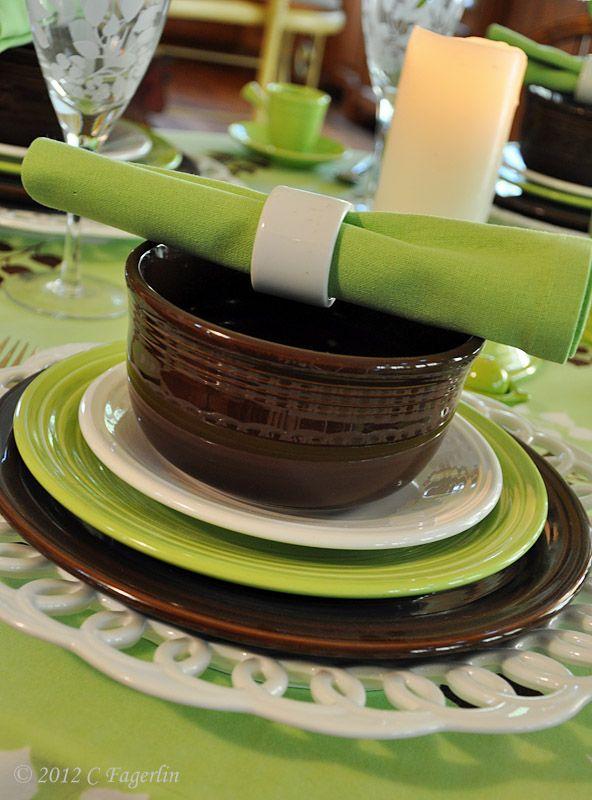 die besten 25 brown dinnerware ideen auf pinterest. Black Bedroom Furniture Sets. Home Design Ideas
