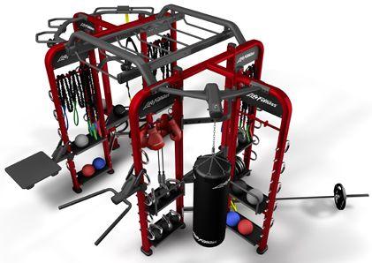 Synrgy360 Life Fitness Workout Room Home Home Gym Design Gym Design