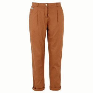Bernice Chino Trouser Tan, $45, now featured on Fab. I guess these pants were made for me lol