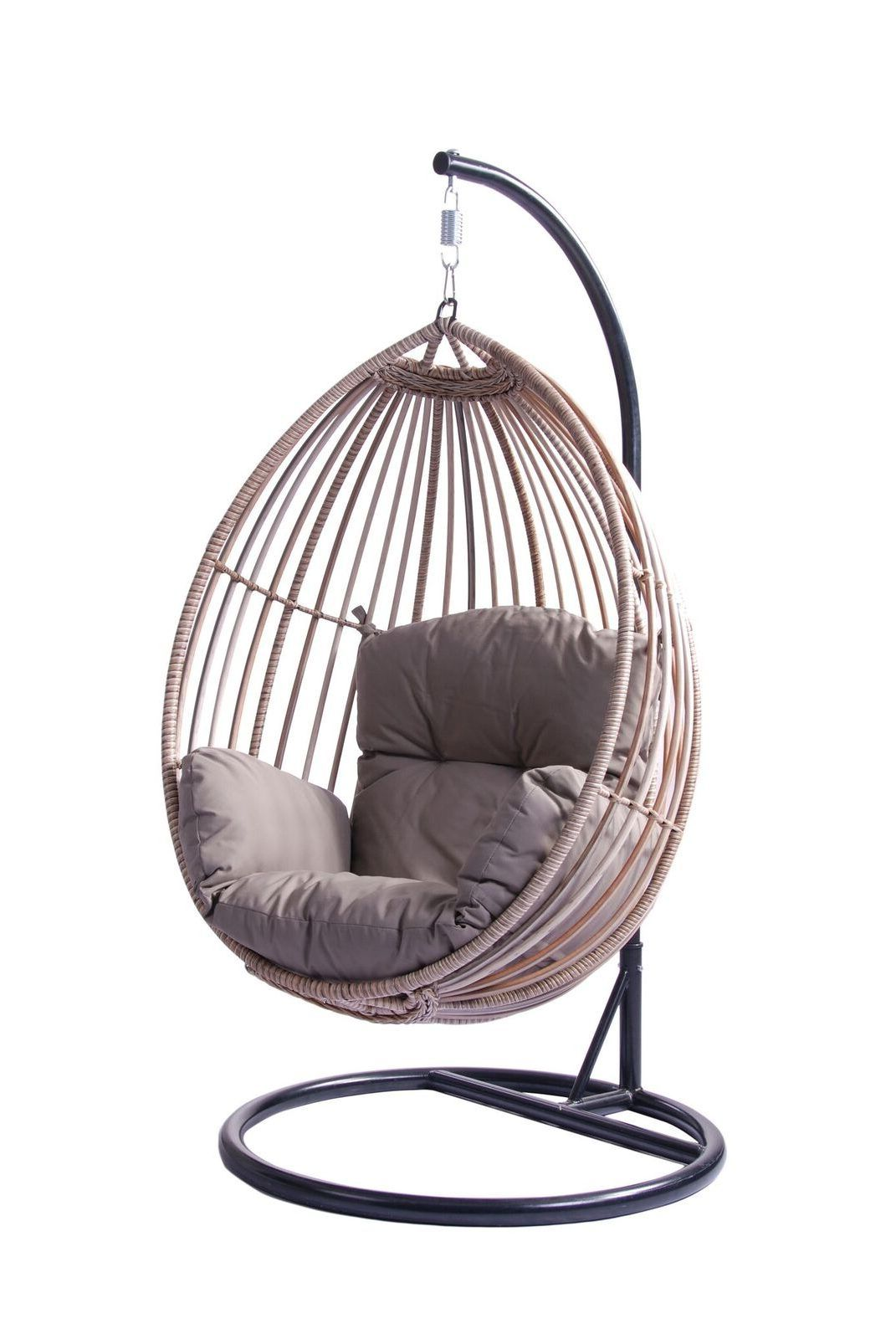 Koala Hanging Egg Chair Natural Look Hanging egg chair