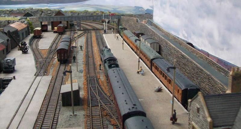 Kylesku and The Mound - Layout topics - RMweb | Model trains